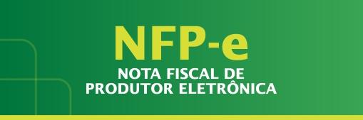 nota fiscal de produtor eletrônica.