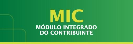 módulo integrado do contribuinte.